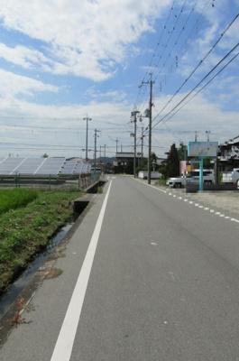 【前面道路含む現地写真】加古川市神野町西条 中古戸建