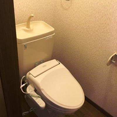 【トイレ】コスモシャトー原Ⅱ