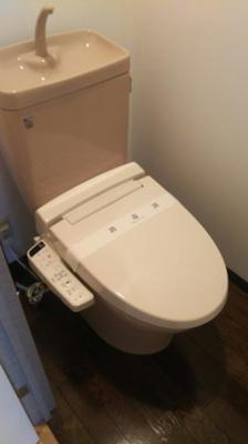 【トイレ】ロンディーヌⅠ長町