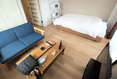 【寝室】ライオンズルーセント町田