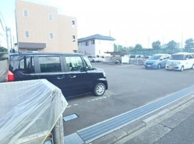 【駐車場】田畑ハイツそれいゆⅡ