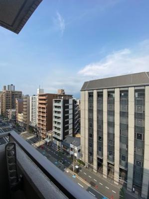 【外観パース】ランドマークシティ大阪城南