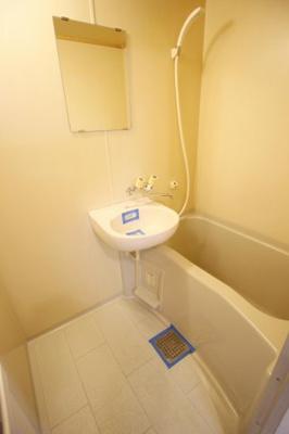【浴室】プレアール大蓮
