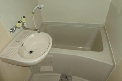 【浴室】アルファー二子