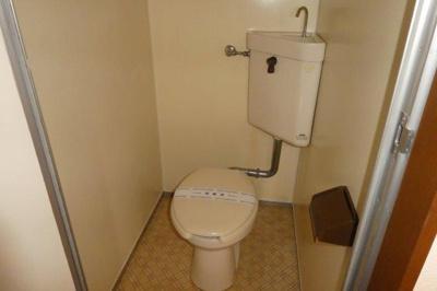 【トイレ】アルファー二子