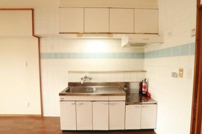 【キッチン】勇設計ビル