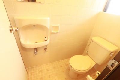 【トイレ】勇設計ビル