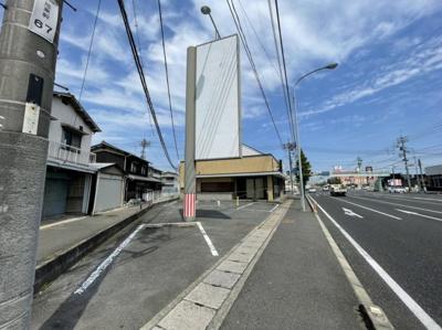 【駐車場】平井5丁目店舗