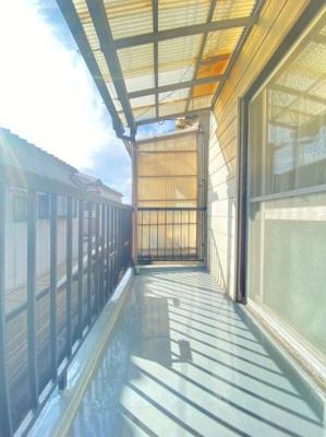 【バルコニー】垂水区上高丸3-6-14 戸建