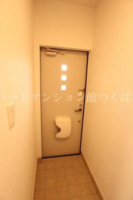 【玄関】セイバリー・パークⅢ