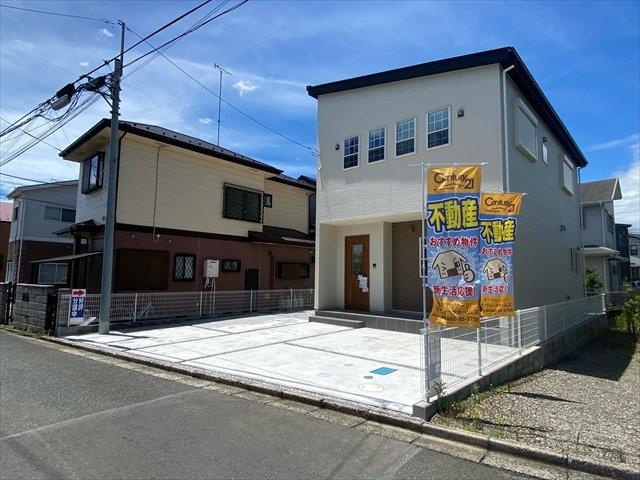 【外観】新築一戸建て「大井町金子」全1棟