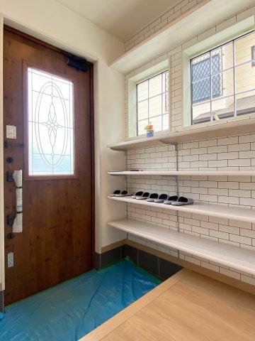 【玄関】新築一戸建て「大井町金子」全1棟