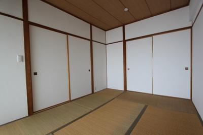 6帖の和室です。