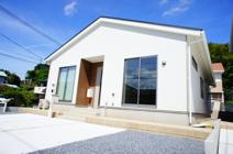 清河寺町 平屋オール電化住宅の画像