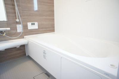 【浴室】清河寺町 平屋オール電化住宅
