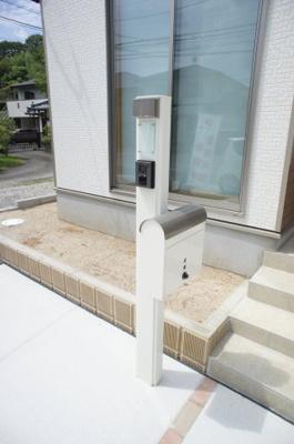 【セキュリティ】清河寺町 平屋オール電化住宅