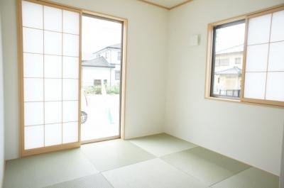 【和室】清河寺町 平屋オール電化住宅