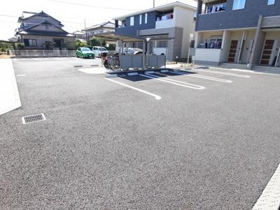 【駐車場】ノートル・レーヴI