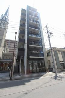 【外観】シャンソンビル仙台