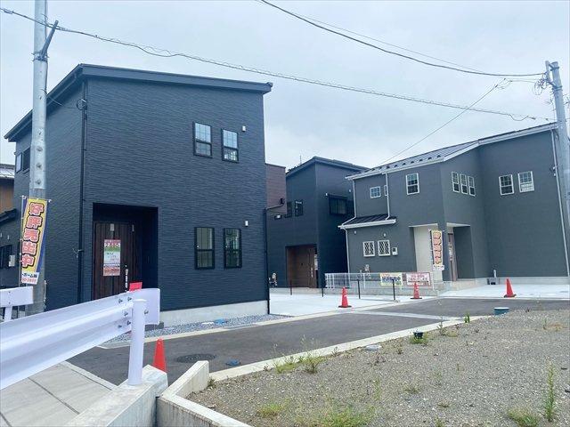 【外観】新築一戸建て「開成町延沢」全3棟/残3棟