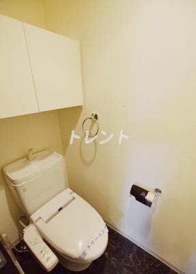 【トイレ】ライジングプレイス秋葉原【Rising Place秋葉原】