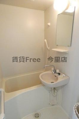 【浴室】サンパールⅡ 仲介手数料無料