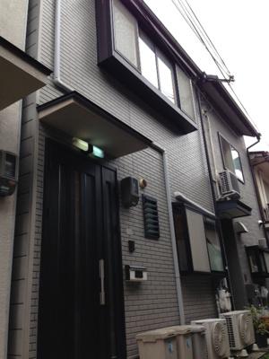 【外観】左京区浄土寺西田町 中古戸建