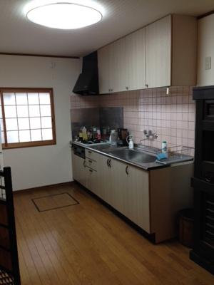 【キッチン】左京区浄土寺西田町 中古戸建