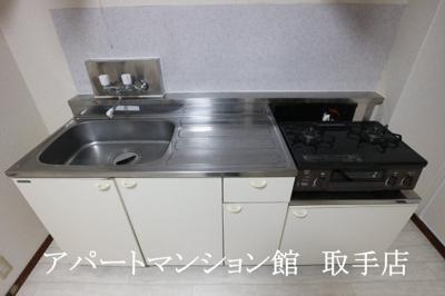 【キッチン】明日香ビル