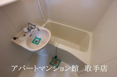 【浴室】明日香ビル