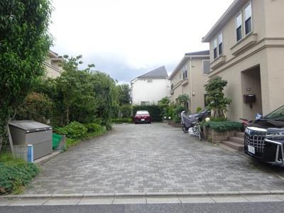 【駐車場】Zenpukuji Court