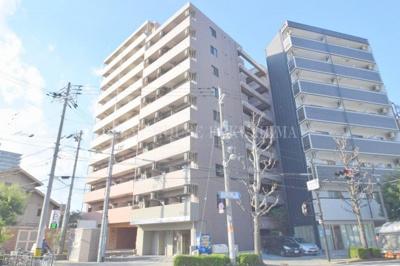 【外観】ジュネーゼ梅田北プラウディア