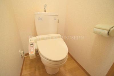 【トイレ】ジュネーゼ梅田北プラウディア