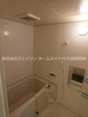 【浴室】アゼリア鎌倉B棟