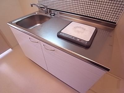 【キッチン】アロハ海岸通