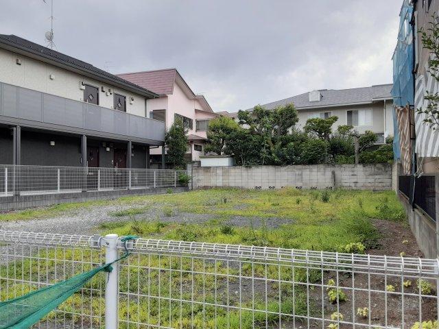 【外観】南東側5.4m公道、建築条件無し売地