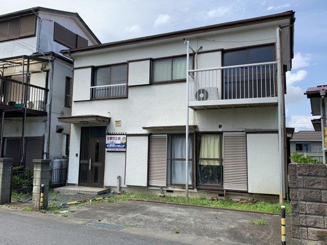 【外観】平塚市万田 売地