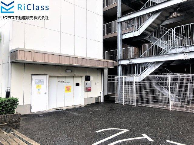 【駐車場】大石川サニーハイツ