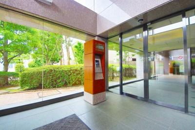 【ロビー】JR南武線「武蔵新城」駅 コスモステージ武蔵新城