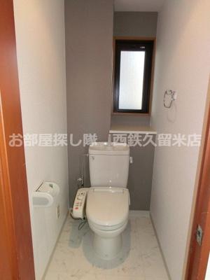【トイレ】サンリヤン六ツ門