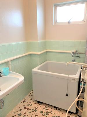 【浴室】ヴィラ・ウチダ