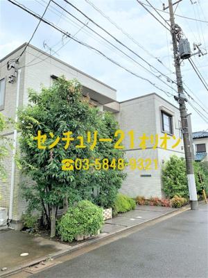【外観】ラフィネ上鷺宮(カミサギノミヤ)