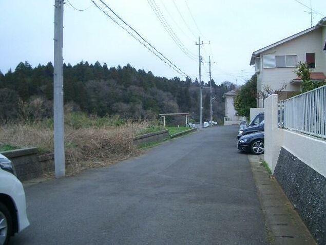 【外観】山武市大木住宅用地