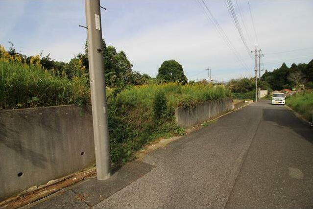 【外観】旧平沢ニュータウン売地
