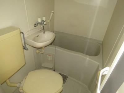 【浴室】伊勢原六番館