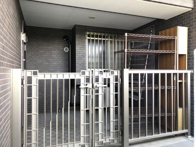 【玄関】シーズガーデン水戸三の丸