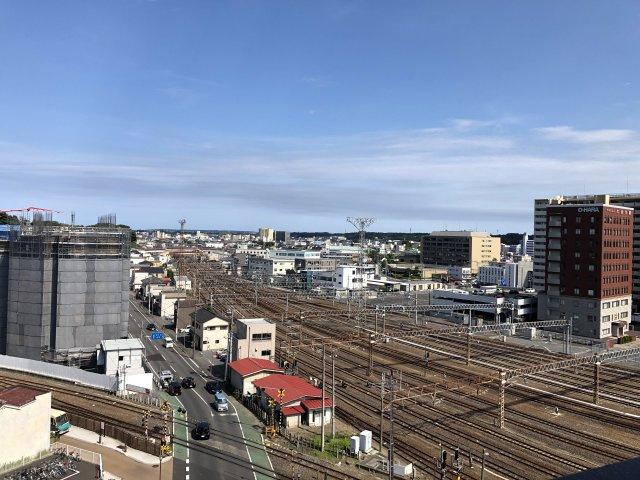 【展望】シーズガーデン水戸三の丸