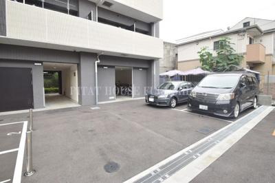 【駐車場】メインステージ大阪福島