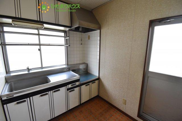 【キッチン】北本市西高尾1丁目 中古一戸建て