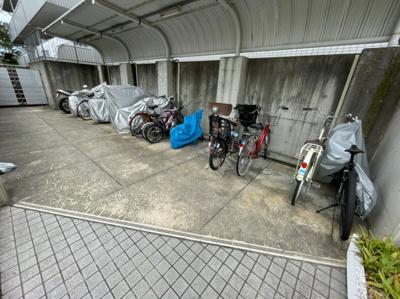 【駐車場】タカクラヤマハイツ